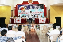 MAHARASHTRA: DYFI HOLDS ENTHUSIASTIC TENTH STATE CONFERENCE