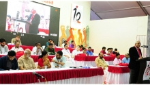 DYFI 10th All India Conference commenced at Kochi, Kerala