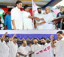 DYFI Kerala State Committee will take out two parallel secular marches in the State.