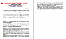 DYFI CEC strongly opposes the policy direction proposed in the Rail Budget 2014-15